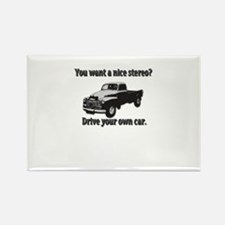 Funny Twilight sayings Rectangle Magnet