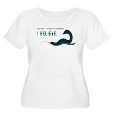 Nessi - I believe T-Shirt