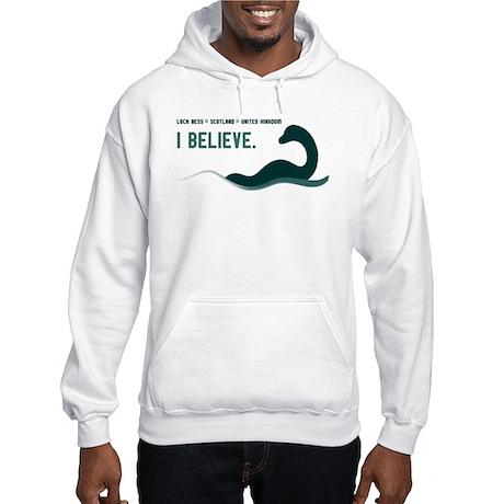 Nessi - I believe Hooded Sweatshirt