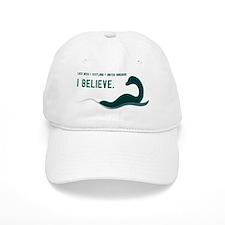 Nessi - I believe Baseball Baseball Cap
