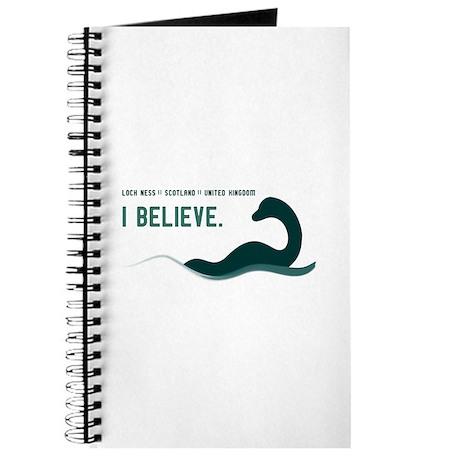 Nessi - I believe Journal
