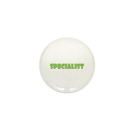 Specialist Mini Button