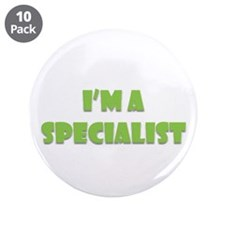 "Specialist 3.5"" Button (10 Pack)"