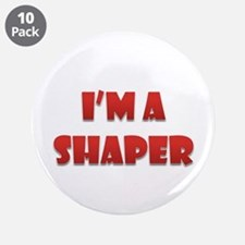 "Shaper 3.5"" Button (10 Pack)"