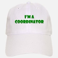 Coordinator Baseball Baseball Cap