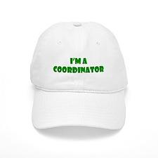 Coordinator Baseball Cap