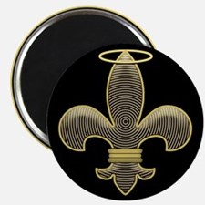 New Orleans designs Magnet