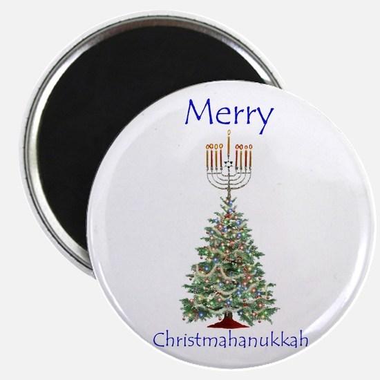 christmas/hanukkah humor gift Magnet