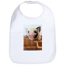 Cool Little pig farm Bib