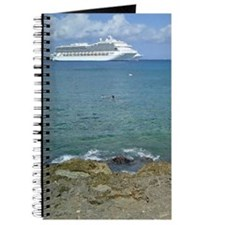 Cruise Dream Notebook