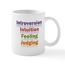 INFJ Word Mug
