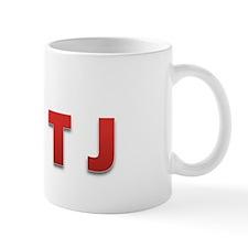ESTJ Letter Mug