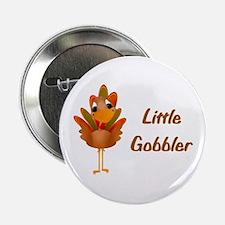"Little Gobbler 2.25"" Button (10 pack)"
