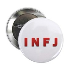 """INFJ 2.25"""" Button (10 pack)"""