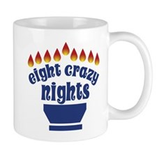 Eight Crazy Nights - Mug