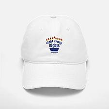 Eight Crazy Nights - Baseball Baseball Cap