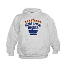 Eight Crazy Nights - Hoodie