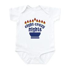 Eight Crazy Nights - Infant Bodysuit