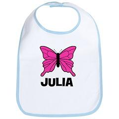 Butterfly - Julia Bib