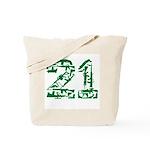 21 Guns Tote Bag