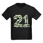 21 Guns Kids Dark T-Shirt
