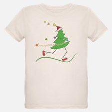 Christmas Tree Runner T-Shirt