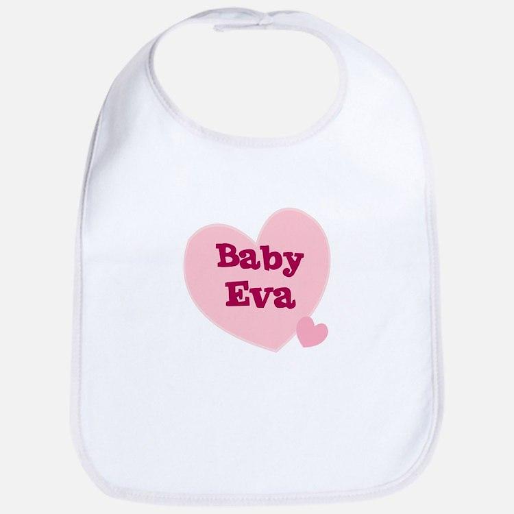 Baby Eva Bib
