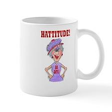 red hat HATTITUDE Mug