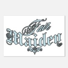 Fair Maiden Postcards (Package of 8)