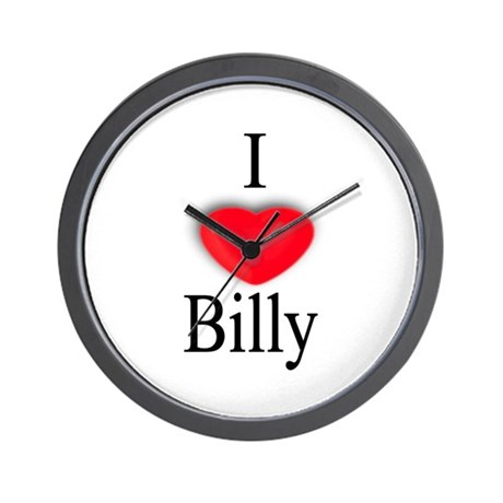 Billy Wall Clock