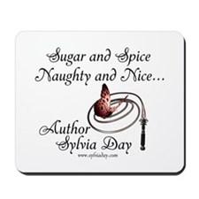 Sugar and Spice 2 Mousepad