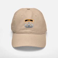LRS Tab over Senior Airborne Baseball Baseball Cap