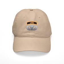 LRS Tab over Basic Airborne W Baseball Cap