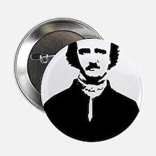 "Edgar Allan Poe 2.25"" Button (10 pack)"