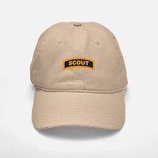 Scout Tab Baseball Baseball Cap