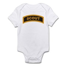Scout Tab Infant Bodysuit
