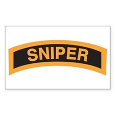 Sniper Tab Rectangle Decal