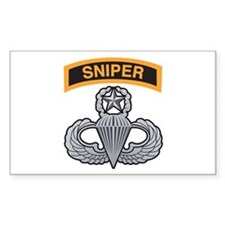 Sniper Tab with Master Airbor Rectangle Decal