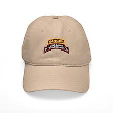 1st CAV LRS Scroll with Range Baseball Cap