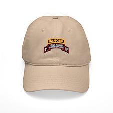 1st INF LRS Scroll with Range Baseball Cap