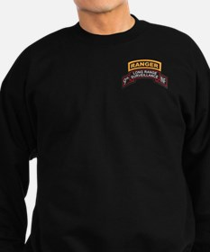 9th INF LRS Scroll with Range Sweatshirt (dark)