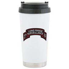 25th INF LRS Scroll Color Travel Mug