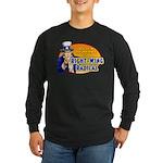 Right-Wing Radical Long Sleeve Dark T-Shirt