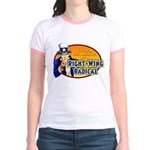 Right-Wing Radical Jr. Ringer T-Shirt
