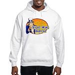 Right-Wing Radical Hooded Sweatshirt