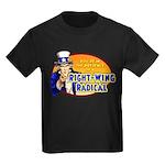 Right-Wing Radical Kids Dark T-Shirt