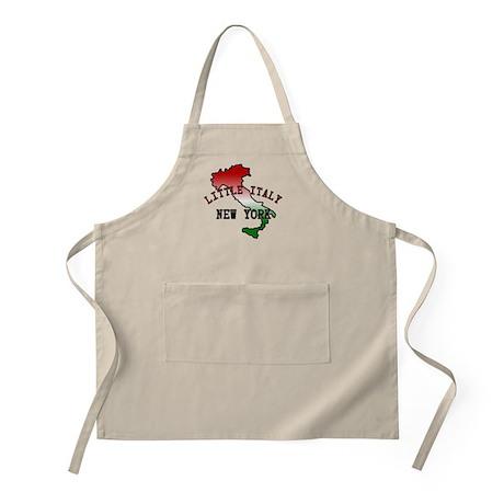 Little Italy New York BBQ Apron