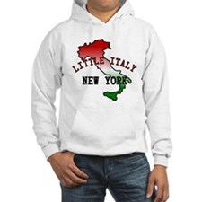 Little Italy New York Hoodie