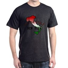 Little Italy New York T-Shirt