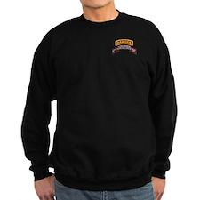 E Co 51st INF LRS Scroll with Sweatshirt